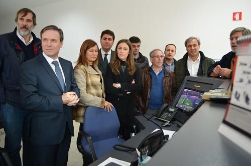 Deputados do PSD eleitos pelo círculo eleitoral de Braga visitaram os municípios de Vieira do Minho e Barcelos