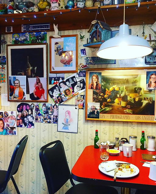 """The Breakfast Club"" in Lake City: fabboo brunch and kitsch galore."