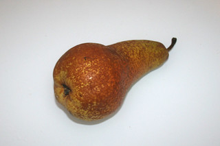 02 - Zutat Birne / Ingredient pear