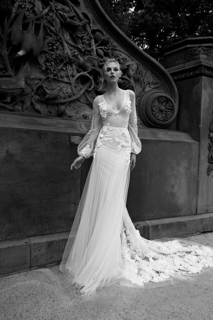 Inbal Dror 2016 Wedding Dresses - wedding dress | itakeyou.co.uk