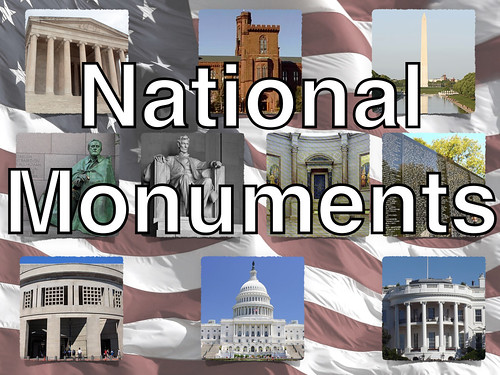 Gee National Monuments