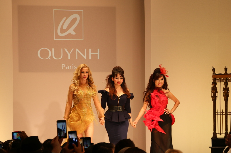 QUYNH paris, style fashion week, new york