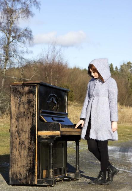 A stray piano 2