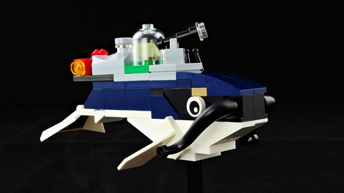 Science Station: Spacefish | by Deltassius