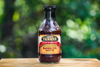 Sauced: Knota Yankee Rich Smoky Bourbon Barbecue Sauce