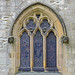 Small photo of Window, St Ricarius, Aberford