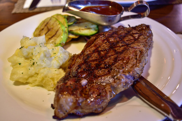 煩悩 [上海沼] : 食欲との戦い - New York Style Steak & Burger -