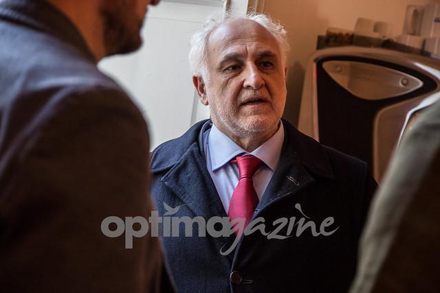 Antonio Marfella in Optima