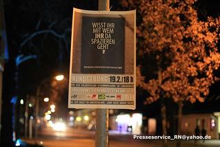 2016.02.19 Leegebruch zivilgesellschaft Demo und Anti Asyl Demo (1)