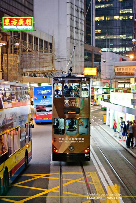 Hong Kong Tram