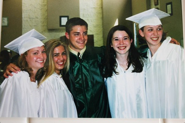 High School Graduation 1999
