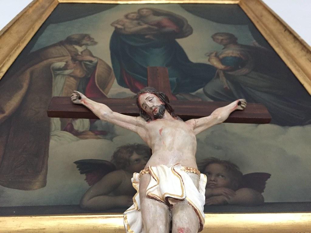 Pfarrhofkapelle St. Gallen