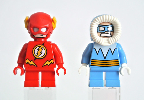 Review 76063 The Flash Vs Captain Cold Brickset Lego Set Guide And Database