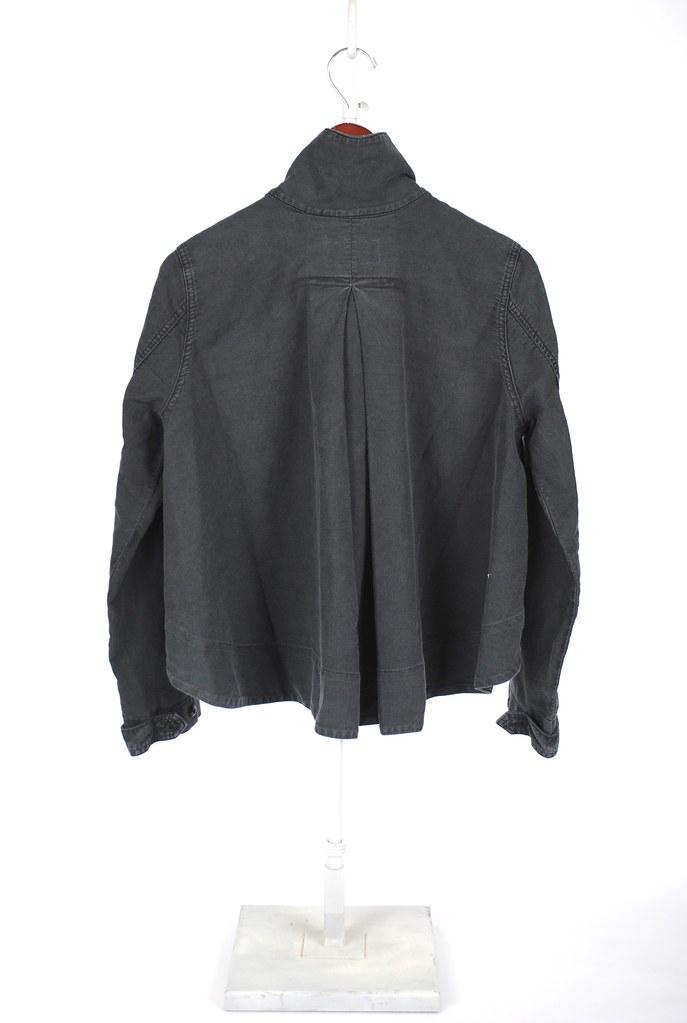 The Swingy Army Jacket