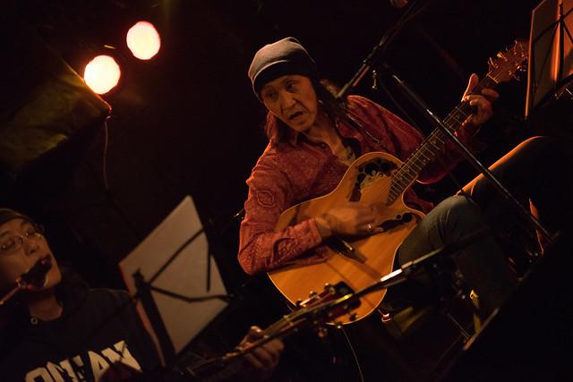 渡辺繁和 with モトイ live at Outbreak, Tokyo, 10 Mar 2016. (7M2)-00027