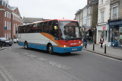 Stagecoach South 52658 XYK976