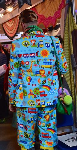 Snapshots of Edinburgh Yarn Festival 2016