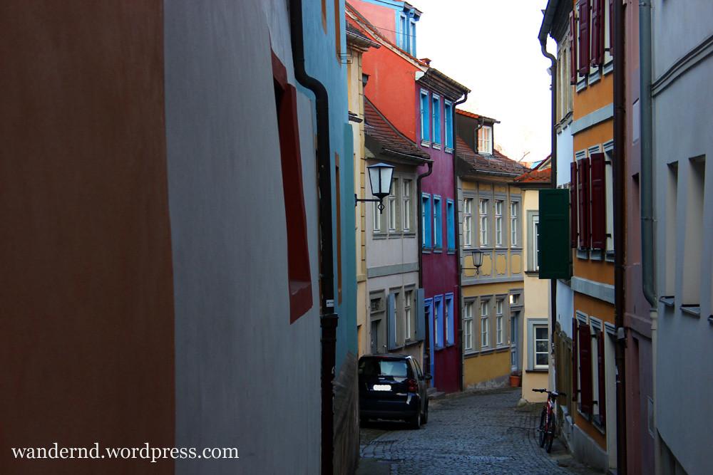 Straßenansicht Bamberg