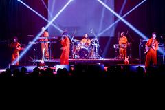 Todos Tus Muertos en Chile 2016 - Sideshow Lollapalooza