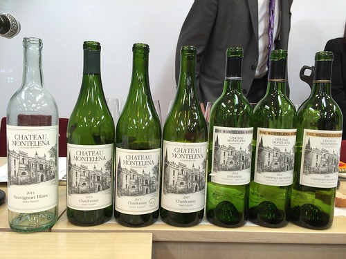 Ch Montelenaのワイン
