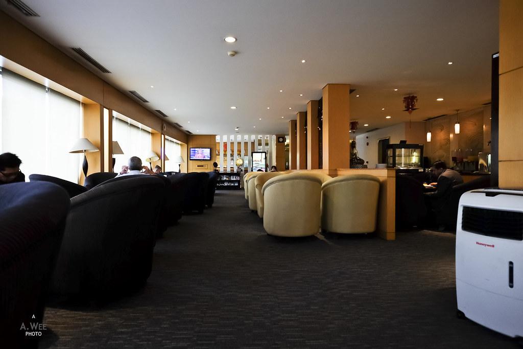 Esplanade Lounge interior