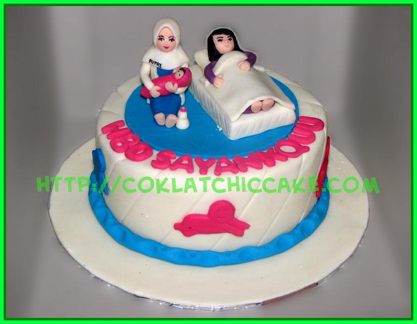 Cake Bidan