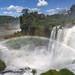 Iguassu Falls Rainbow by alicecahill