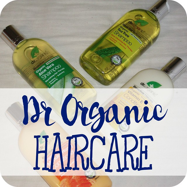 Dr Organic Haircare
