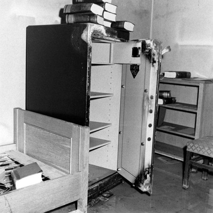 獨裁者之葬身地 希特勒的地下室13