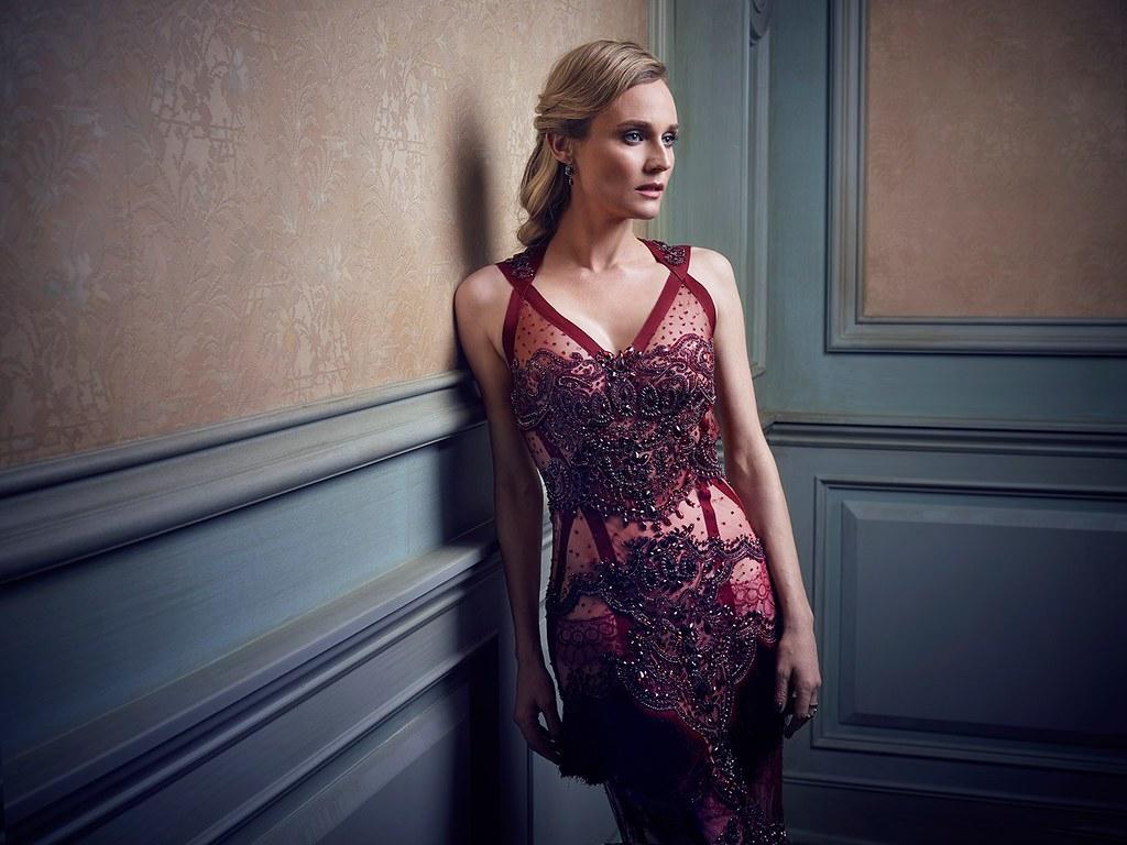 Диана Крюгер — Фотосессия для «Vanity Fair» 2016 – 1