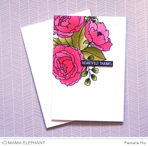 Mama Elephant - Organic Blooms