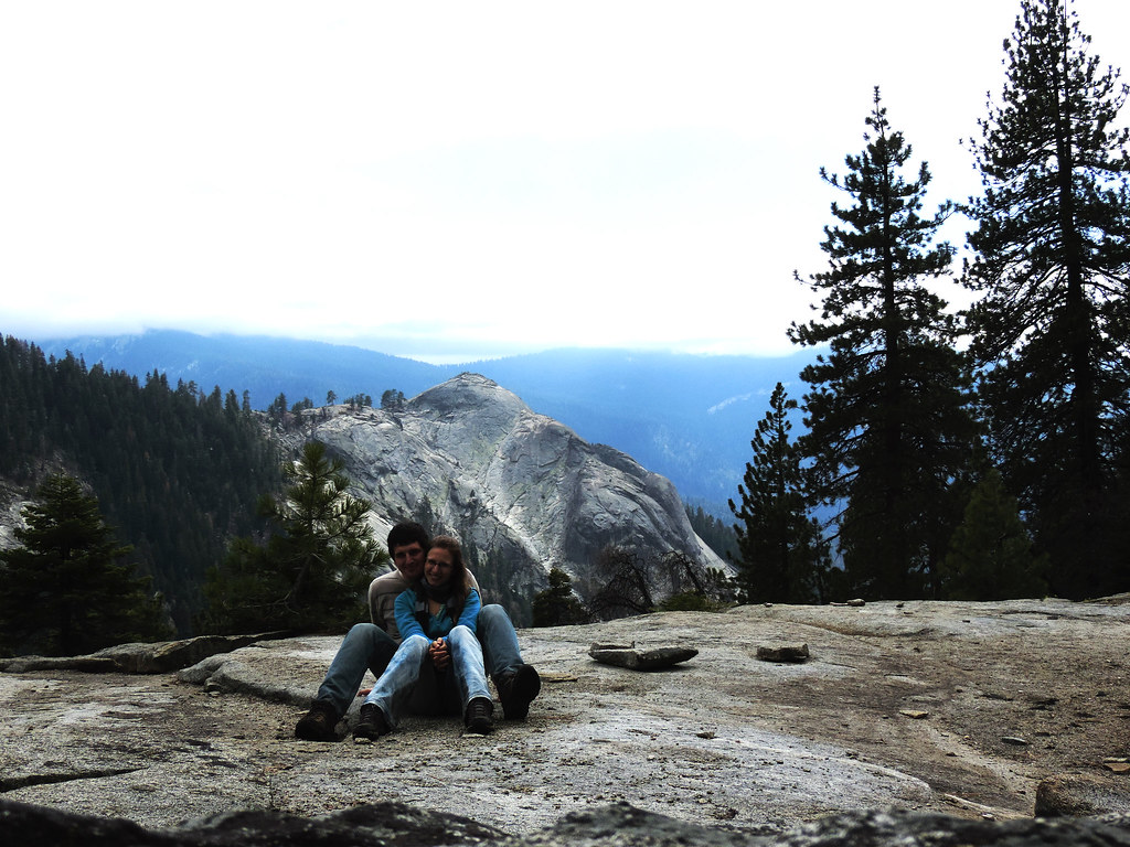 How not to quit your job and travel: High Sierra Trail, Sequoia National Park, CA