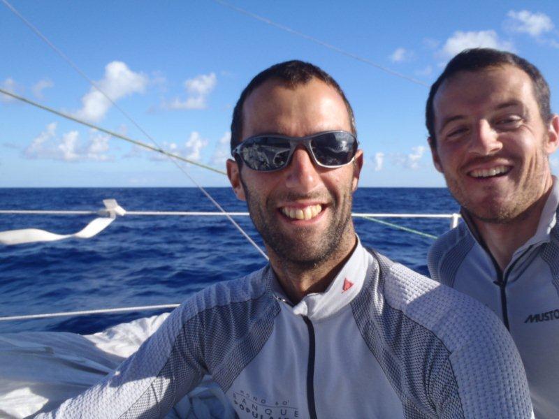 Image du Bord - Transat Jacques Vabre 2011