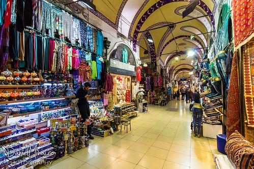 Grand Bazaar - Istanbul by Daniel Mihai