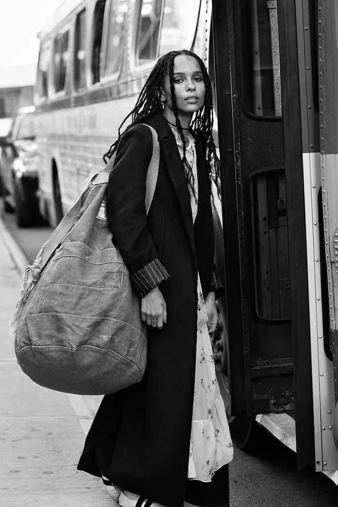 Зои Кравиц — Фотосессия для «Teen Vogue» 2016 – 10