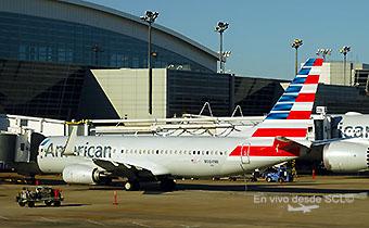 American Airlines B737-800 en DFW (RD)