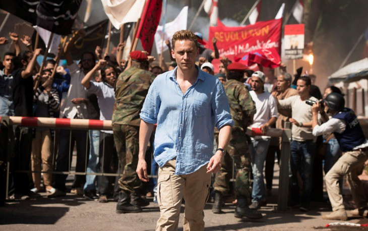 WARNING: Embargoed for publication until 00:00:01 on 02/01/2016 - Programme Name: The Night Manager - TX: n/a - Episode: The Night Manager - Early Release (No. Early Release) - Picture Shows: *STRICTLY NOT FOR PUBLICATION UNTIL 00:01HRS, SATURDAY 2ND JANU