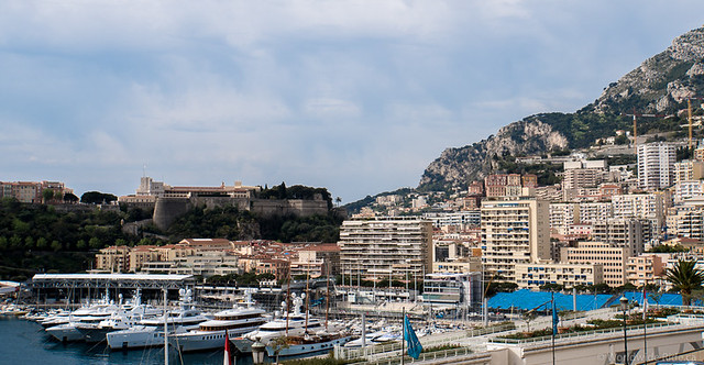 Monaco & French Alps