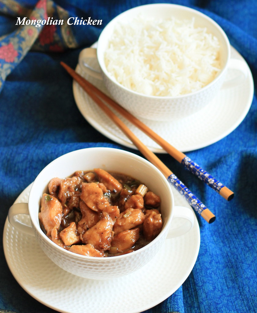 Copycat P.F Chang's Chicken Recipe,