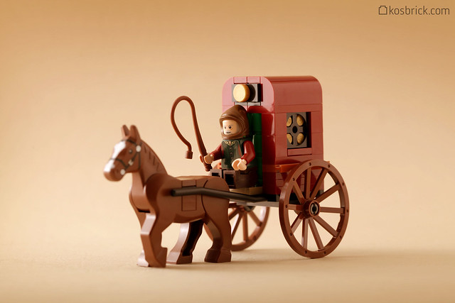 VIP Passenger Wagon