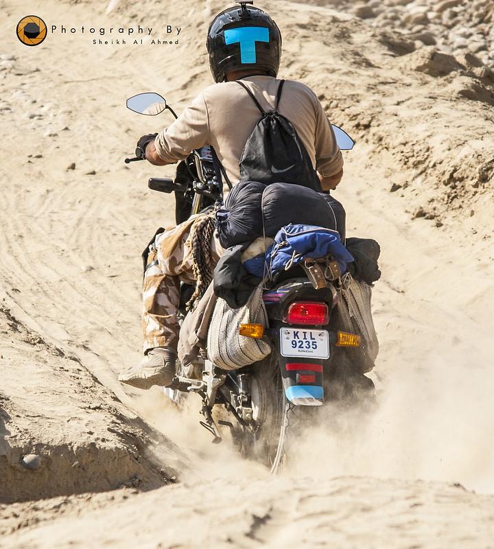 Trip to Cave City (Gondhrani) & Shirin Farhad Shrine (Awaran Road) on Bikes - 23542285383 b035f94df2 c