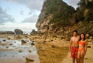Nangaramoan Beach