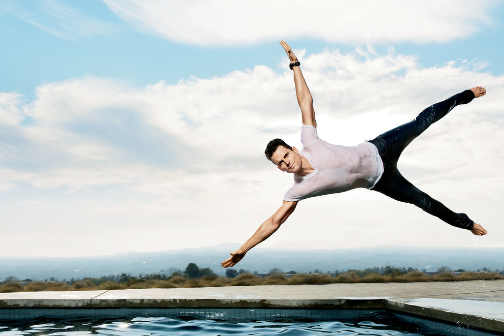 Мэтт Бомер — Фотосессия для «Men's Fitness» 2015 – 1