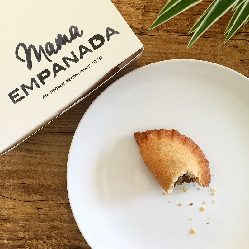 Asian Pork Empanada