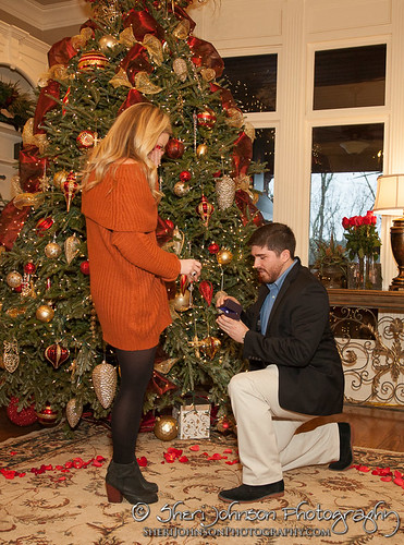Surprise Marriage Proposal