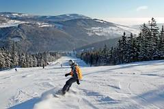 Herlíkovice Bubákov - ideální kombinace pro rodiny isportovní lyžaře