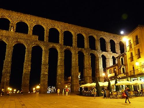 Segovia: Římský akvadukt na věky hlásá slávu a skvělost Segovie