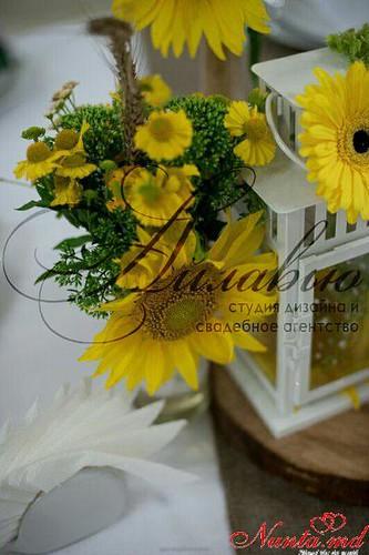 Agenția de organizare a sărbătorilor - «Айлавью» > Nuntă caldă cu soare