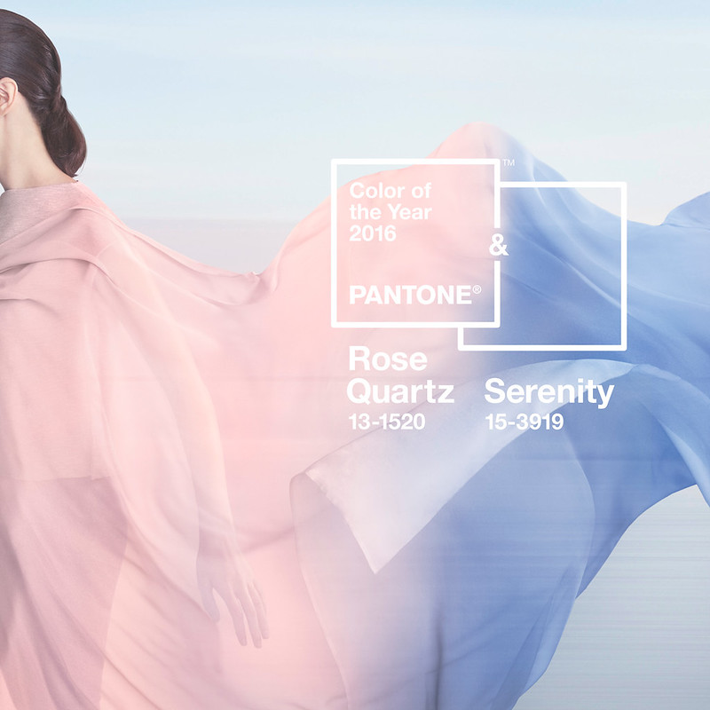 2016 Pantone 代表色:玫瑰石英粉、寧靜藍怎麼說?學用英文形容 10 大熱門色彩