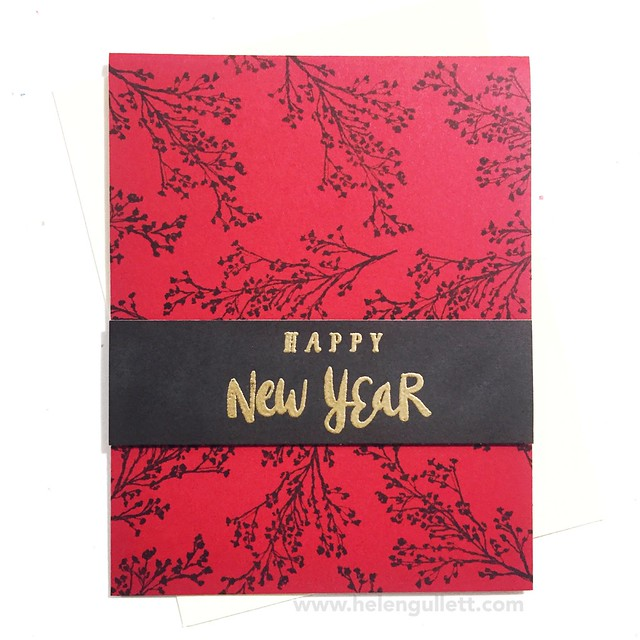 Chinese New Year - Card 2 --> http://helengullett.com/?p=8371 #ctmh #closetomyheart #sotmjanuary2016 #belovedbouquet #chinesenewyearcard #cardmaking #handmadecard